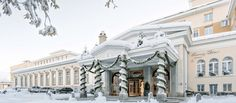 """As the birthplace of the winter holiday, the Kulm Hotel St. Moritz has been known for its """"firsts"""" since its establishment in Top Ski, Most Luxurious Hotels, Ski Vacation, Best Spa, Winter Holidays, Winter Wonderland, Switzerland, Skiing, Europe"""