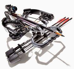 BowHunterPlanet.com: New for 2015 - Barnett Buck Commander Rage Crossbow Sets New Standards in Performance and Design