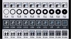 An Entire Basic Photography Course in an Infographic