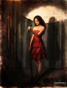 Michelle Artwork Silent Hill shattered memories