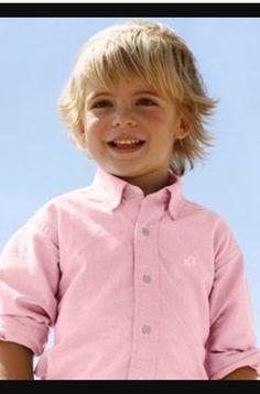Cute toddler surfer cut