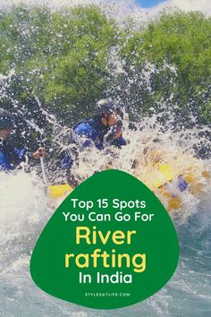 We present you with the best destinations for river rafting in India; you can explore and enjoy this beautiful outdoor experience. Tourist Places, Amazing Destinations, Rafting, India, River, Explore, Adventure, Outdoor, Beautiful