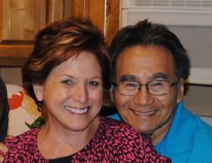 MARCIA AND TOMMY LEW STILL WITH GREAT SMILES AFTER SEVEN YEARS 9 2014