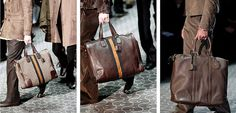 Gucci's new Fall collection of bags for men