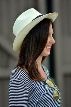 panama hat // lady jane