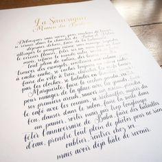 Noëlie | Calligraphique (@calligraphique) • Photos et vidéos Instagram