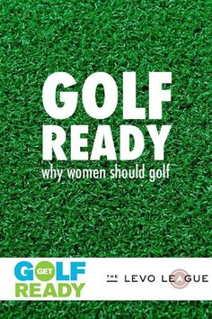 Not seeing enough women out on the course? Have them read 'why women should golf' to get them #GolfReady