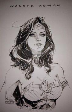 Wonder Woman •Kenneth Rocafort
