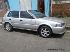 Price And Specification of Toyota 2001 tazz For Sale http://ift.tt/2H34e4B