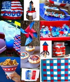 4th of July crafts from the archives