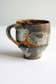 the perfect mug for your morning tea    if you love the way this rugged mug looks    you will be delighted with how it feels nestled in your hands
