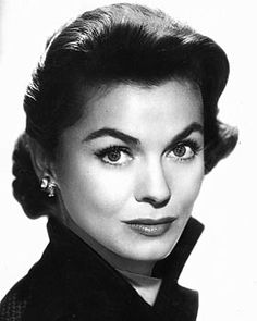 Born Joanne LaCock on Jan. 31,  1922 in Logan, WV.  Died Sept. 10, 1996 of respiratory failure in Beverly Hills, Calif.