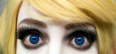 Mitternacht Cosplay: Pinky Paradise EOS Dolly Eye Blue Review
