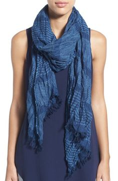 Eileen Fisher Modal & Wool Scarf available at #Nordstrom