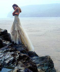 Modern Mermaids - Emma Tempest (4 pics) - My Modern Met