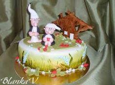 Výsledek obrázku pro dorty křemílek a vochomůrka