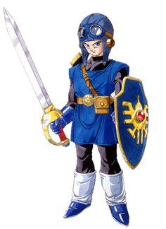 Heroe (Dragon Quest II)