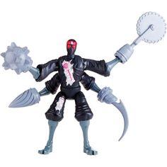 Teenage Mutant Ninja Turtles Robotic Foot Soldier Action Figure - Walmart.com