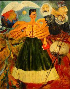Frida Y Diego Rivera, Wallpaper, Painting, Frida Kahlo, Watercolor Paintings, Paintings, Deer, Death, Artists