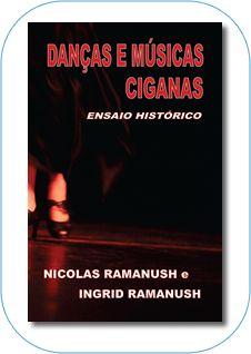 LIvro de Música e Dança Cigana