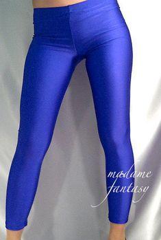 Details about  /NWT Shiny black scoop neck high cut spandex bodysuit size M snap crotch