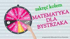 matematyka dla Bystrzaka by Aleksandra Schoen-Kamińska on Genial. Le Cv, Math For Kids, Musical, Lorem Ipsum, Curriculum, Education, Anna, School, Gift