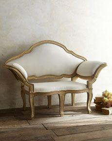 italian baroque canape by tara shaw @ horchow.
