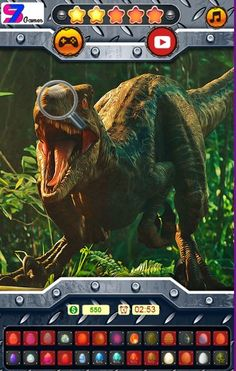 32 Best Free New Dinosaur Games Online images in 2019