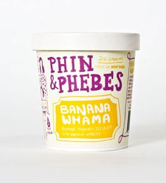 Vietnamese Iced Coffee Phin & Phebes Ice Cream Great packaging, product itself sounds amazing! Ice Cream Packaging, Pretty Packaging, Brand Packaging, Dairy Packaging, Water Packaging, Design Packaging, Coffee Packaging, Bottle Packaging, Product Packaging