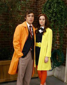 Blair en Chuck