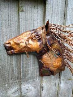 Metal Sculpture Artists, Metal Sculptures, Copper Wall Art, Copper Gifts, Home And Garden, Decor, Decoration, Decorating, Deco