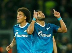 Blog Esportivo do Suiço: Hulk faz hat trick e Zenit volta à liderança do Campeonato Russo