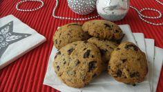 Simil+cookies+zenzero+e+cioccolato+fondente