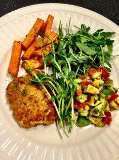 Clean Recipes, Veggie Recipes, Beef Recipes, Healthy Recipes, Swedish Recipes, Seaweed Salad, Food Inspiration, Vegetarian, Clean Eating