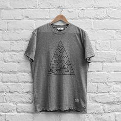 Penfield Vertex T-Shirt Grey