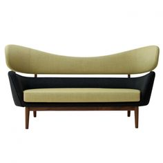 Finn Juhl. I love that mid-century modern shape.