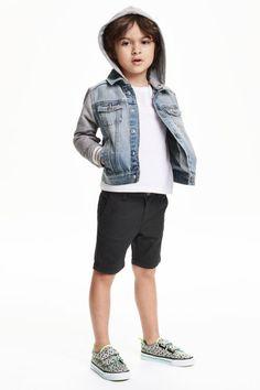 H&M - Chino shorts £6.99