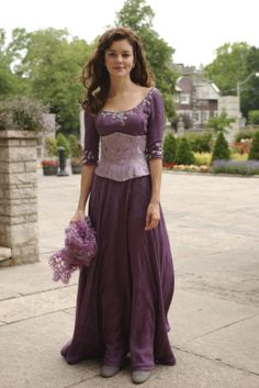 Usually it's the historically-accurate stuff that calls to me, but there's just something about Neo-Medieval that makes you want to be a fairytale princess. (Cf. OUAT)