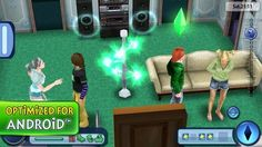 The Sims 3 Mod Apk v1.5.21 + Data [Unlimited Money]