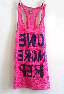 Cute Inspirational Fitness Tanks and Tees Photo 3