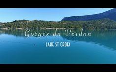 Booking your stay on our B&B/gîtes : www.fleursdesoleil.fr - Gorges du Verdon 2   4K - DRONE VIDEO DJI