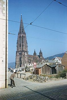 Freiburg Germany approx. 1949