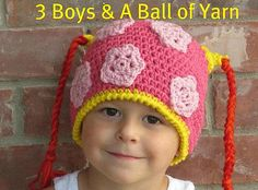 Milli! Team Umizoomi  3 Boys & A Ball of Yarn: Facebook, Ravelry & Craftsy