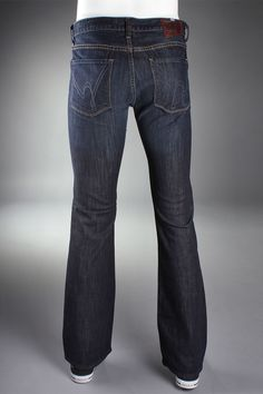 Affliction® Ace Fused Men's Jeans in Imperial Blue. You'll have an ...