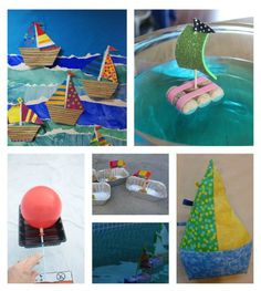 1000+ images about Preschool-Beach/Ocean/Boat on Pinterest ...