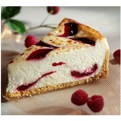 Cooking at Home: White Chocolate Raspberry Cheesecake White Chocolate Raspberry Cheesecake, Raspberry Desserts, Chocolate Cheesecake Recipes, Chocolate Chip Ice Cream, Frozen Chocolate, Ice Cream Desserts, No Cook Desserts, Chocolate Chip Cookie Dough, Just Desserts