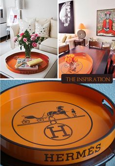 On my lust list #hermes #paris #servingtray