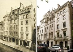 woolworth mansion | Left, New-York Historical Society; Konrad Fiedler for The New York ...