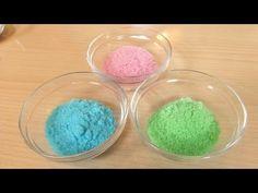 Como Hacer Azucar de Colores - Reposteria PASO a PASO