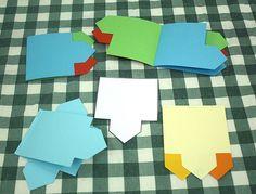 minibooks arrow tab | Flickr - Photo Sharing!